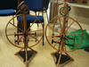 Berney Southover spinning wheels
