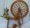 Timbertops Mowbray spinning wheel