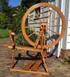 Timbertops Sherwood spinning wheel